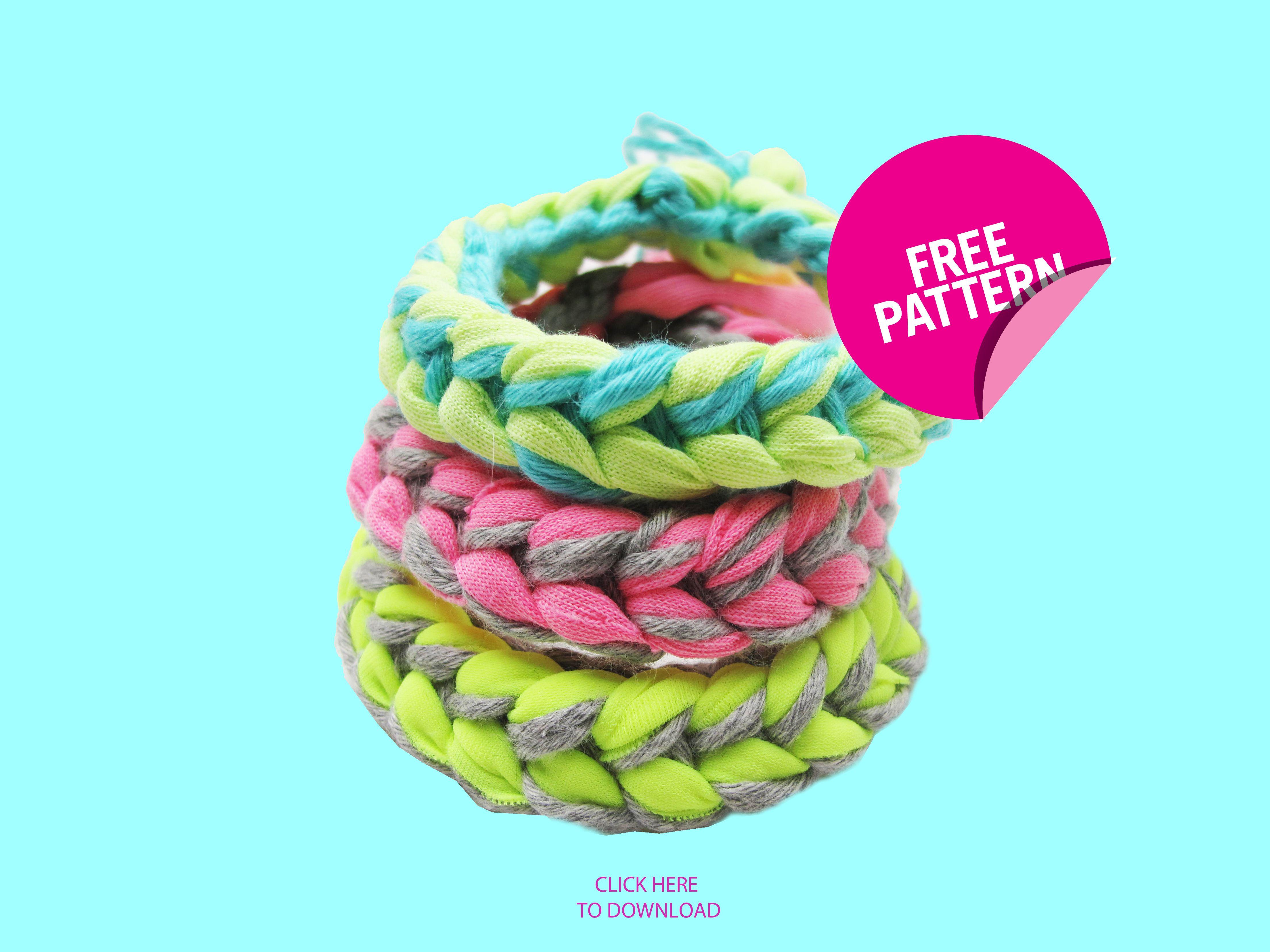 NINA RICH BRACELETS   FREE KNITTING PATTERNS   Pinterest   Bracelets ...