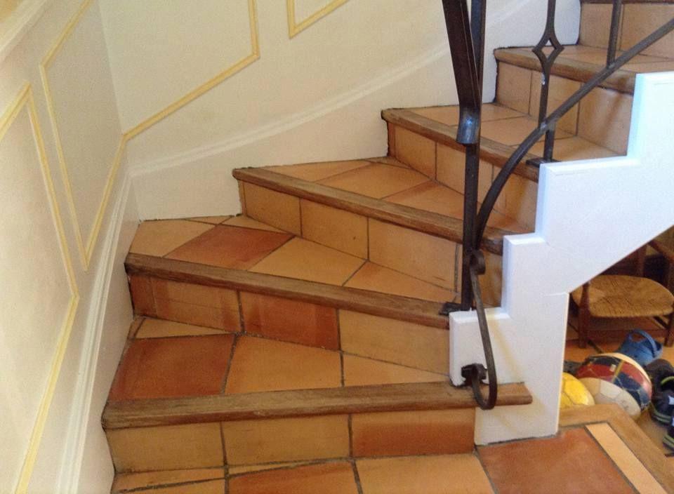Escalier avant peinture Passion Déco | Déco salon | Pinterest ...