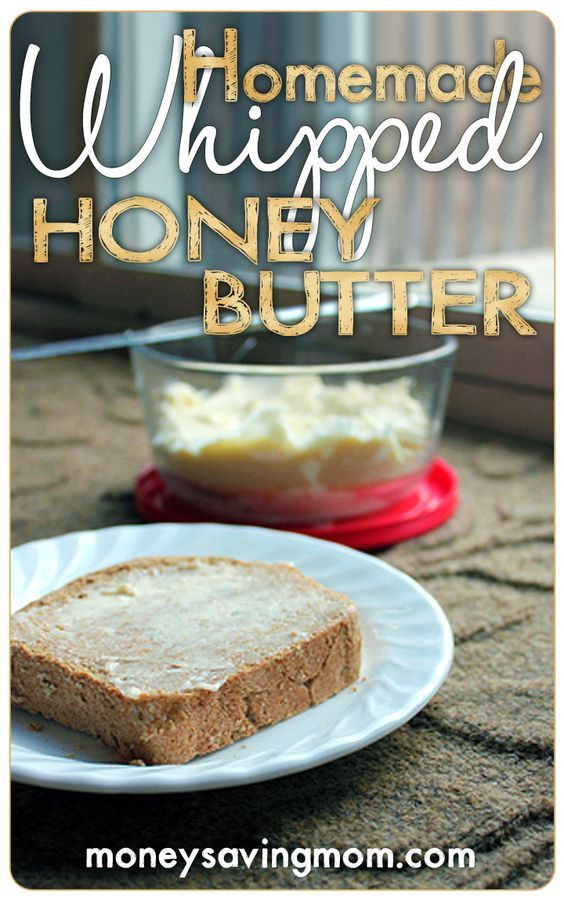 This Whipped Butter recipe is SO easy to make, it's delicious, and it's a GREAT way to stretch butter and save a little money. Plus, you can get creative and add different spices or seasonings to change up the flavors. You've got to try this!