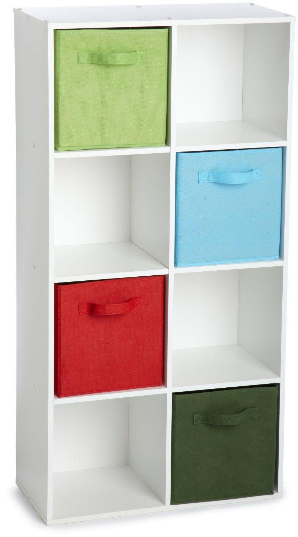 Lindo estante con cajones en tela para casa pinterest muebles cajones y cuartos - Estante con cajon ...