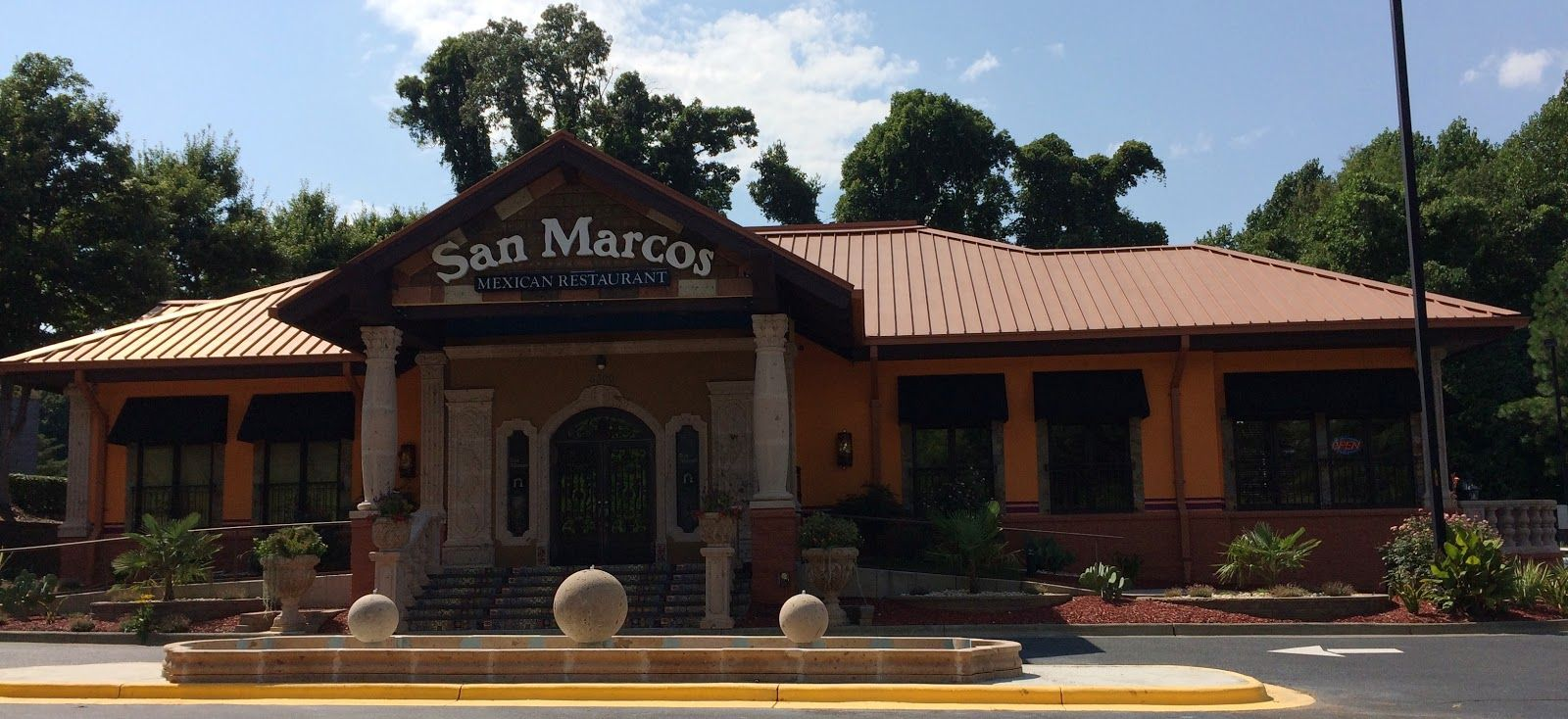San Marcos Mexican Restaurant Review Raleigh Nc Mexican Restaurant Restaurant Review Restaurant