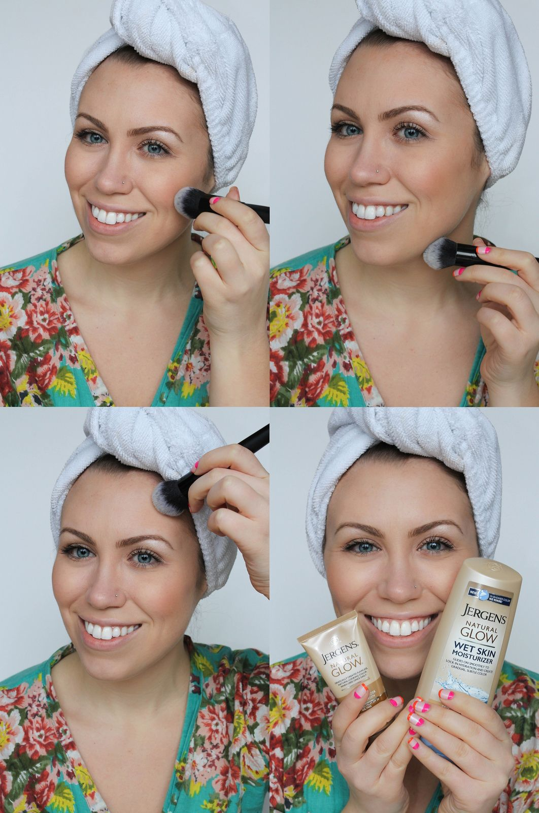 Tips for Using Sunless Tanner on Fair Skin (With images