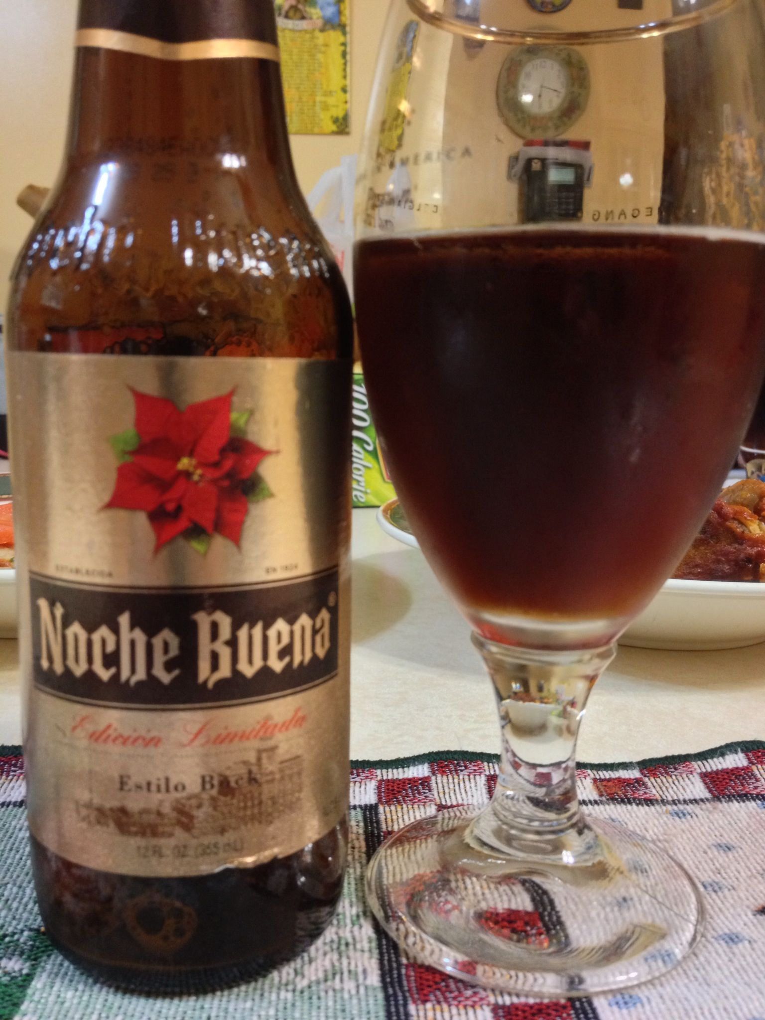 Christmas Mexican Beer Mexican Beer Beer Beer Bottle