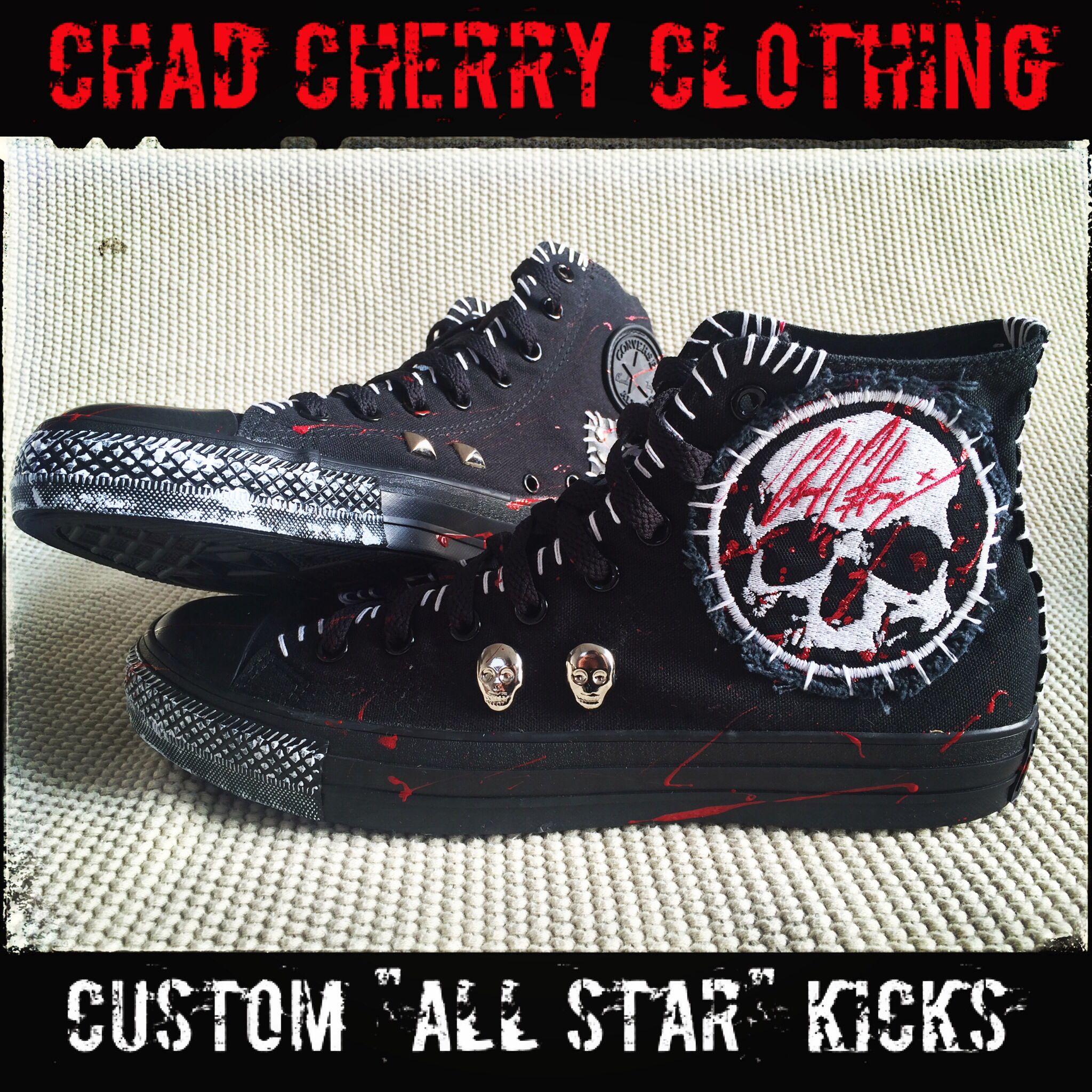 7dbfaaf8e269 Chad Cherry custom