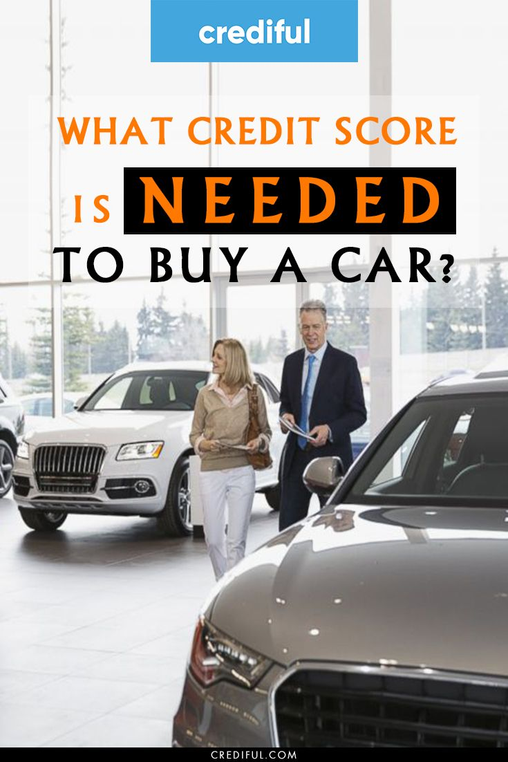 Credit Score Needed To Buy A Car >> What Credit Score Is Needed To Buy A Car Buying A Car