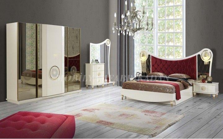 Golden Yatak Odasi Takimi Yatak Odasi Takimlari Yatak