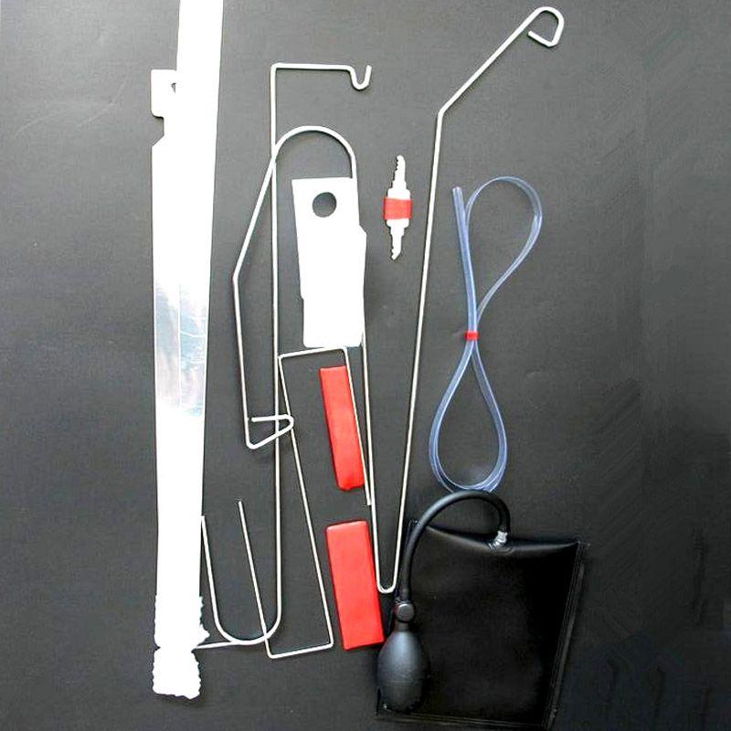 Universal Emergency Open Unlock Tool Kit Car Door Key Lost