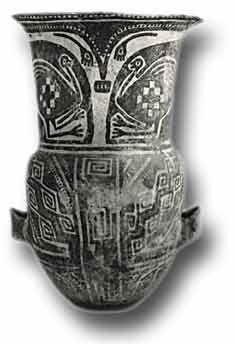 Urnas Funerarias Para Bebes Ceramica Cultura Santamariana Arte Precolombino Urna Funeraria Ceramica Precolombina