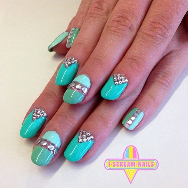 I Scream Nails Bling Bling For Katie Nails Nailart Melbourne