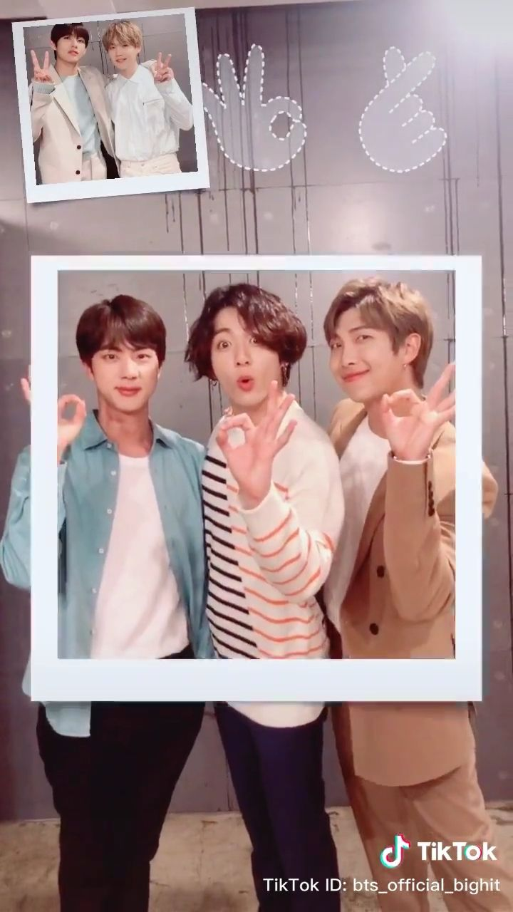 They Are So Cute I M So Glad They Have Tiktok Bts Video Bts Boys Bts Dancing Bts Funny Videos