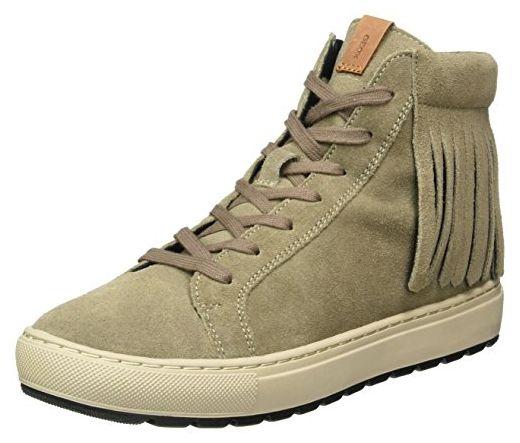 Remonte D5200, Zapatillas para Mujer, Blanco (Offwhite/Tan/80), 42 EU
