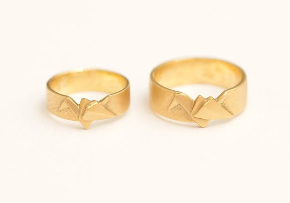 18k gold and Ring