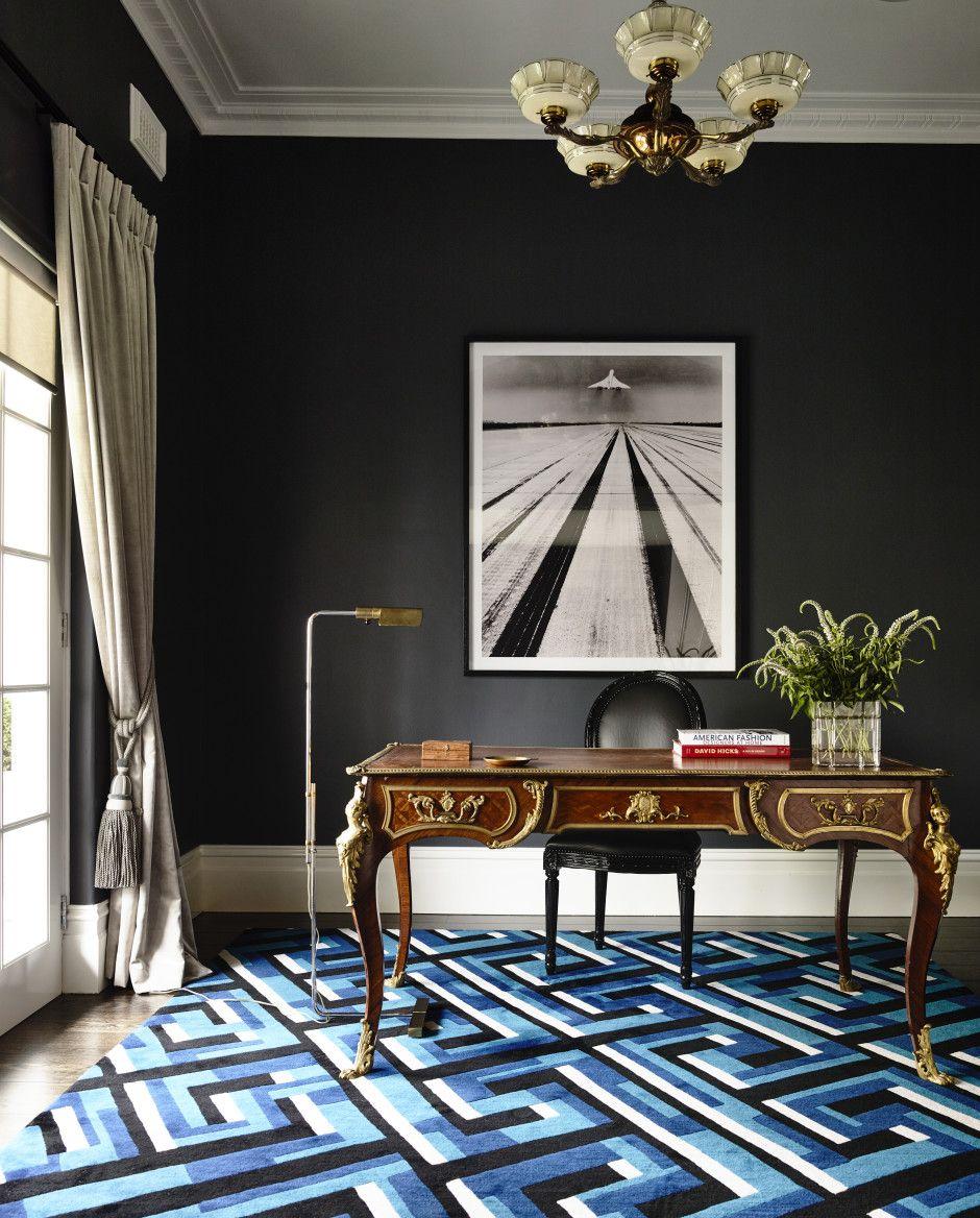A Melbourne Interior With Manhattan Style Australian Interior Design Victorian Homes Interior Design Awards