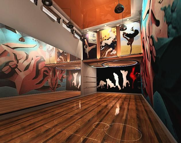 Interior Dance Studio Design Studio Interior Dance Studio