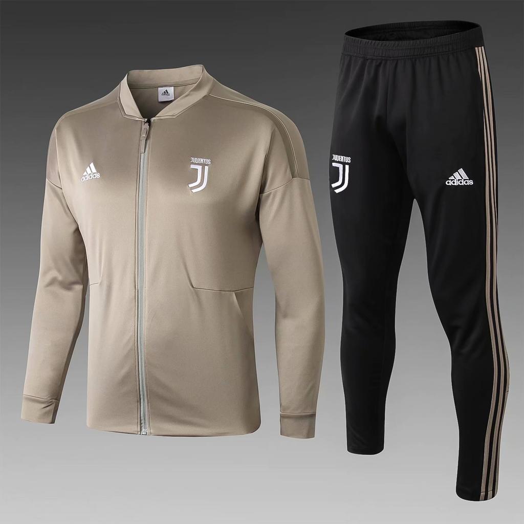8af977d8 Juventus 18/19 Khaki Men Jacket Tracksuit Slim Fit | Juventus ...