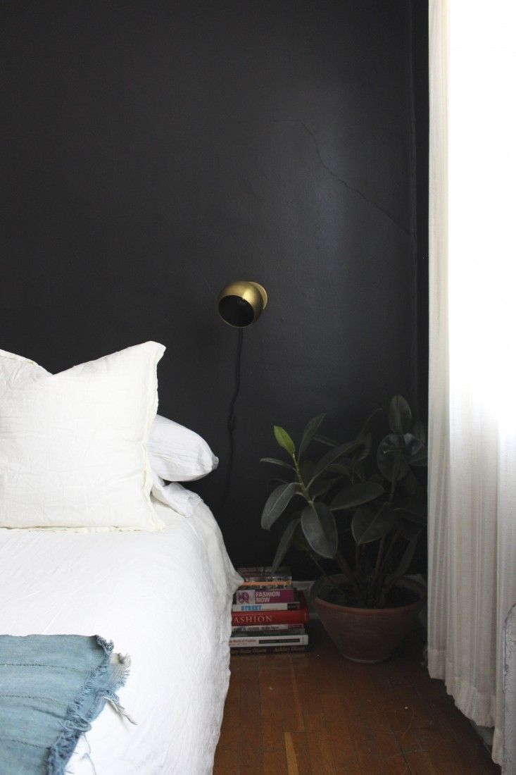benjamin moore universal black ad u2026 bedroom ideas pinterest