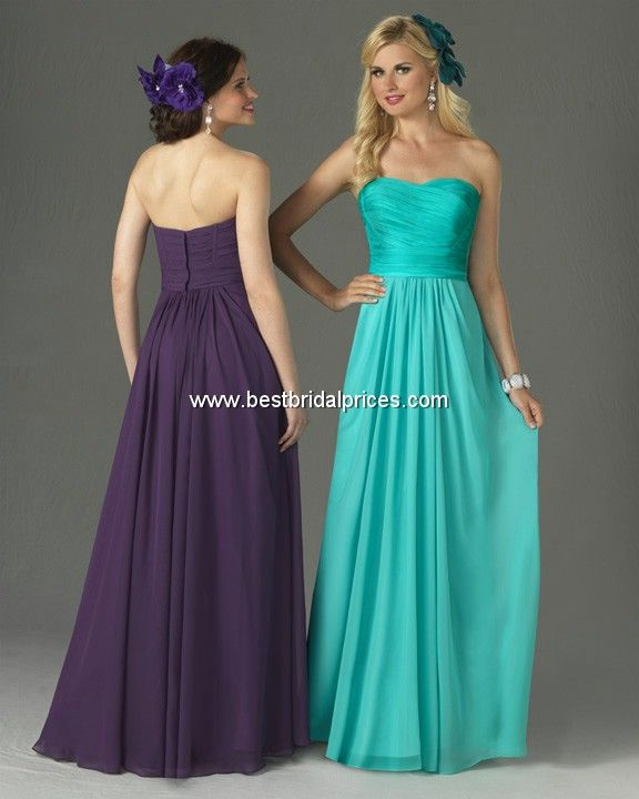 Forever Yours Bridesmaid Dresses Style 7852 3 Our Wedding 3
