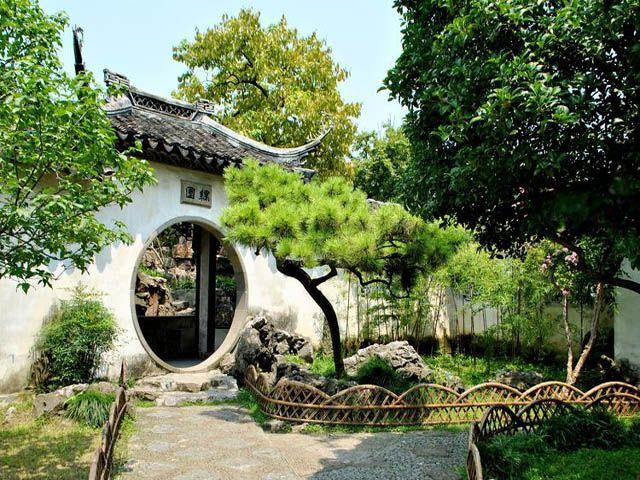 Cómo diseñar un jardín japonés Classical Chinese Garden