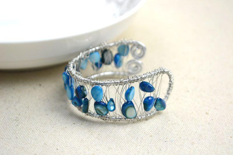 Diy bangle bracelets for small wrists | Bangle, Bracelets and Tutorials