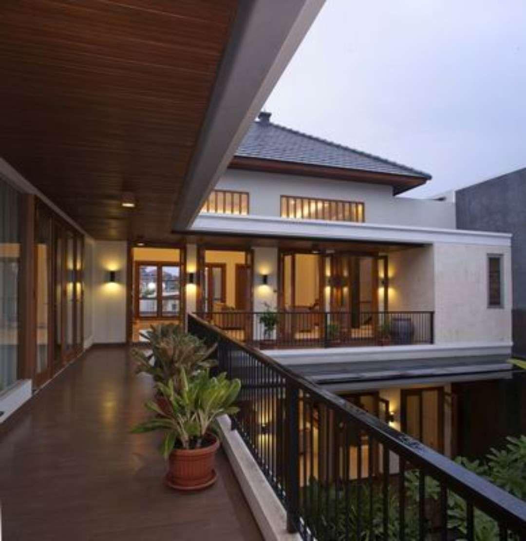 Bali Home Design Ideas: BALI MODERN HOUSE, Pantai Indah Kapuk (August 2009) For