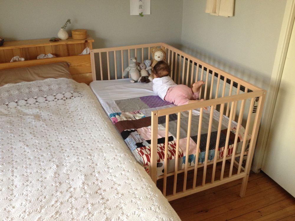 Diy Babyzimmer ~ Ikea diy baby co sleeper how to use baby co sleeper safely baby