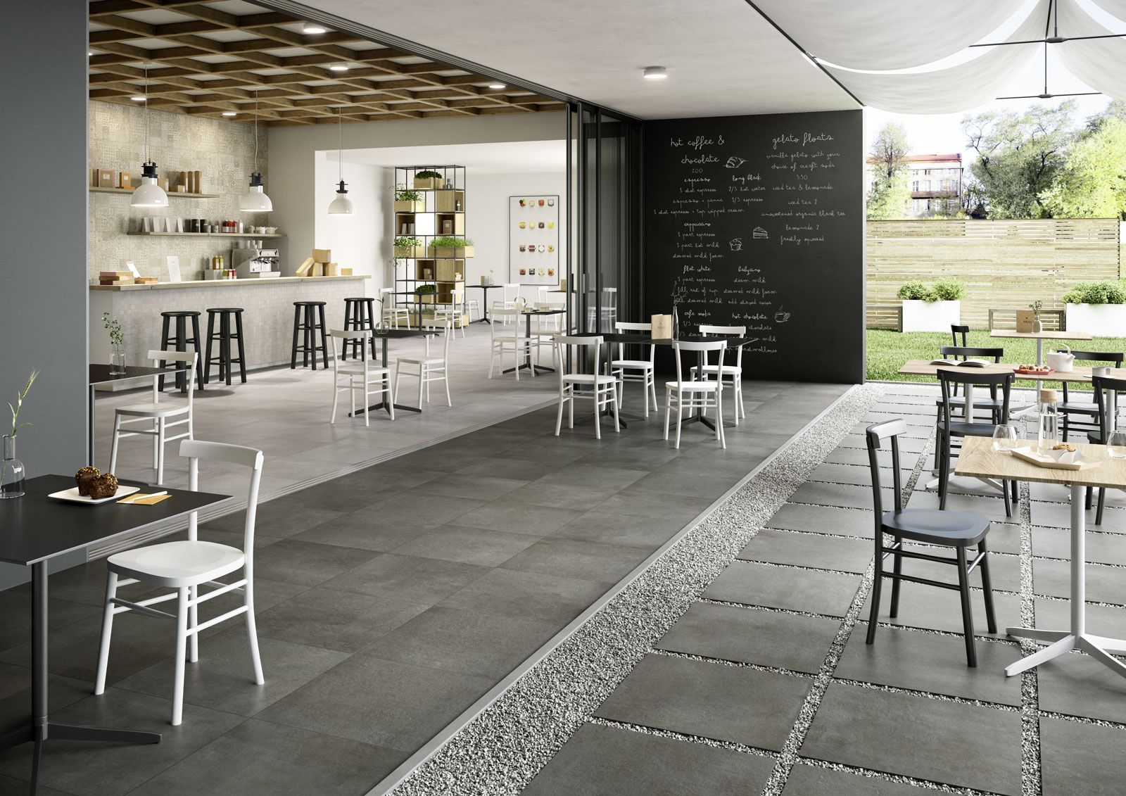 Plaster20 outdoor flooring marazzi interior design plaster outdoor tiles gardens and terraces marazzi dailygadgetfo Image collections