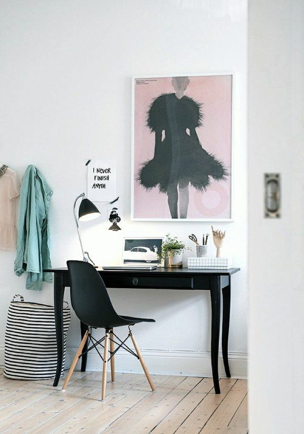 Designer Büromöbel ergonomisch gebraucht komplettset feminin ...