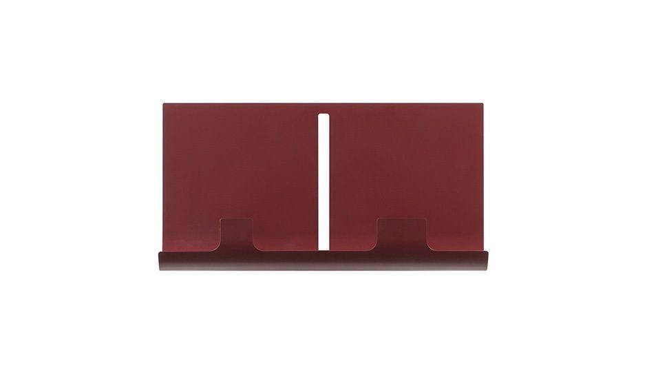 MONOQI | Small Ilunga Shelf - Red
