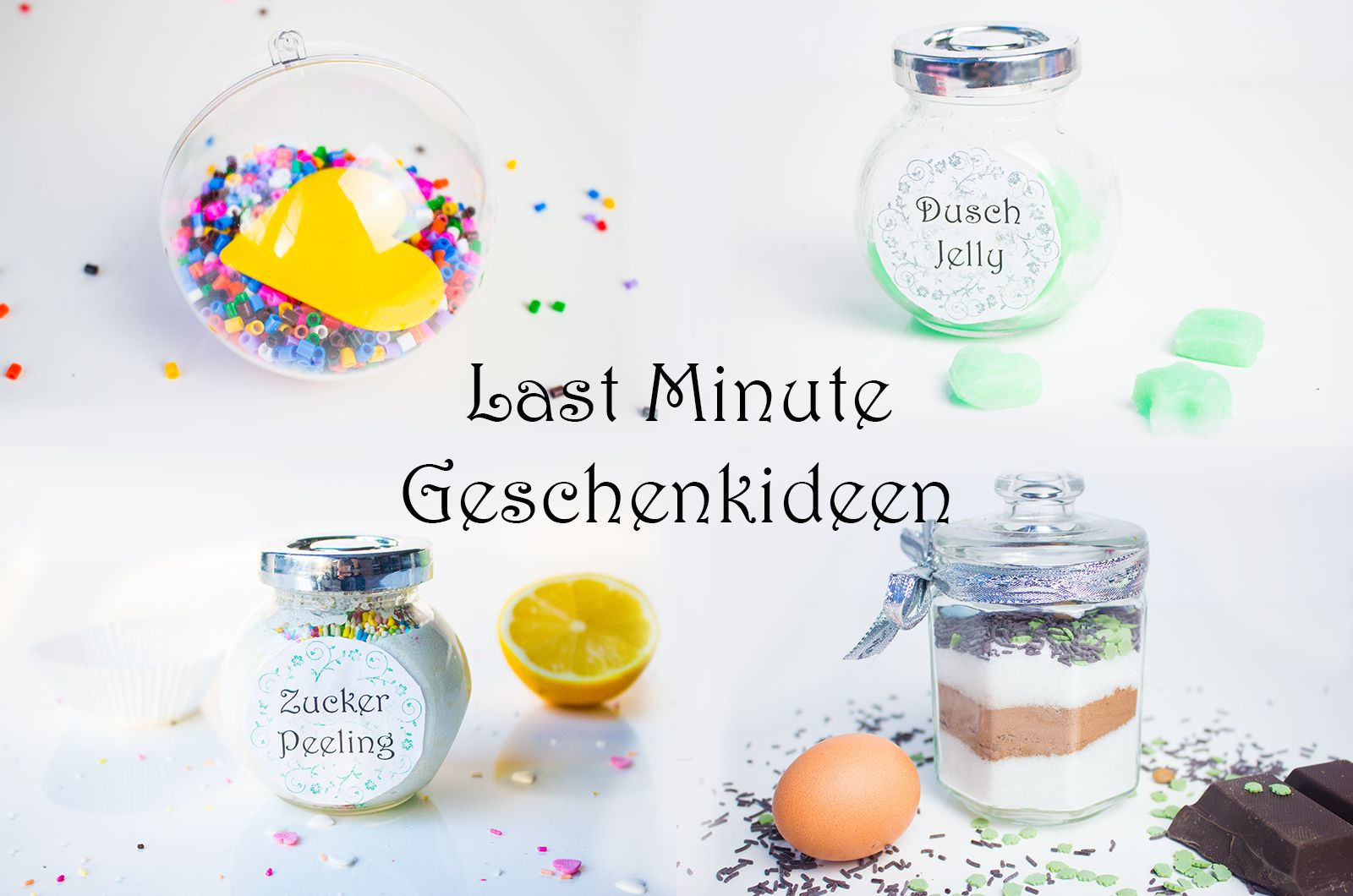 DIY: Last Minute Geschnenkideen | Kinder / Kindergeburtstag ...