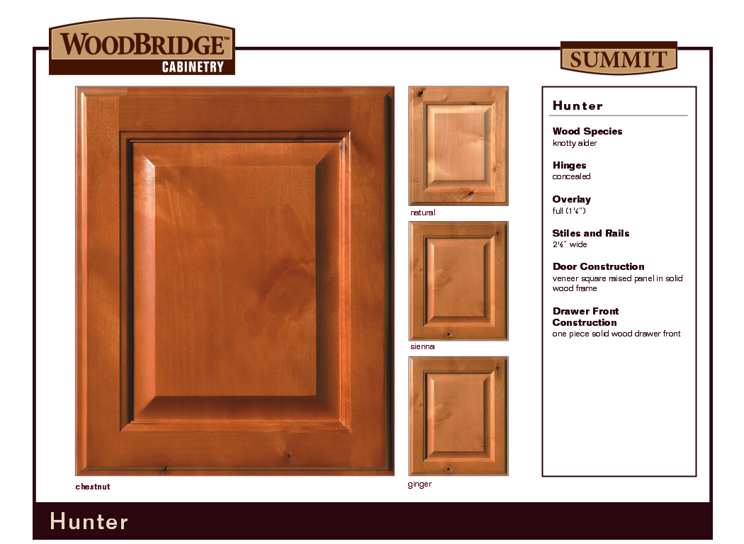 Bridgewood Cabinets Phoenix Authorized Dealer Hunter Door Style Kitchen AZ  Cabinets Http://www