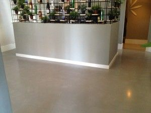 suelo de resinas estilo microcemento cemento pulido - Microcemento Pulido