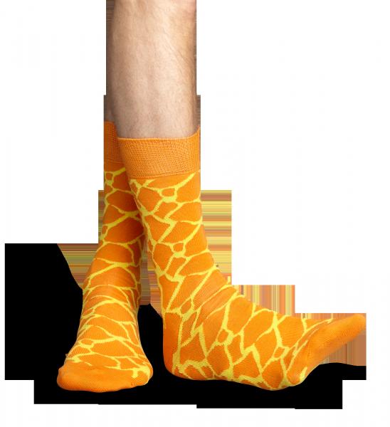 günstig kaufen reduzierter Preis Shop für echte GIRAFFE SOCK from happy socks | Socks for men | Socken ...