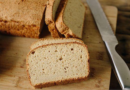 Easy GF Coconut Bread // Changing Habits