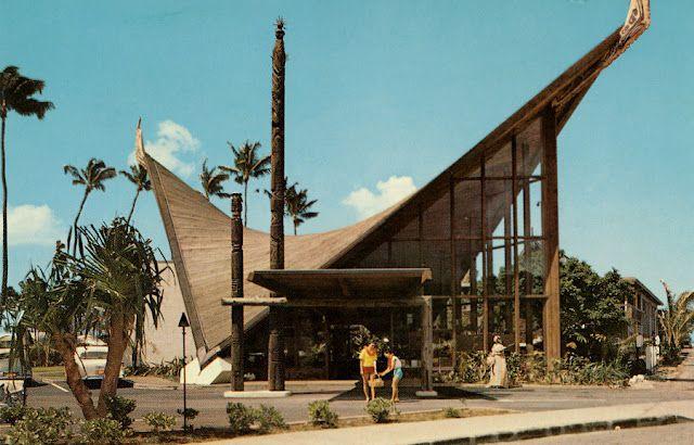 Waikikian tahitian lanai gorgeous building hawaiian for Lanai structure