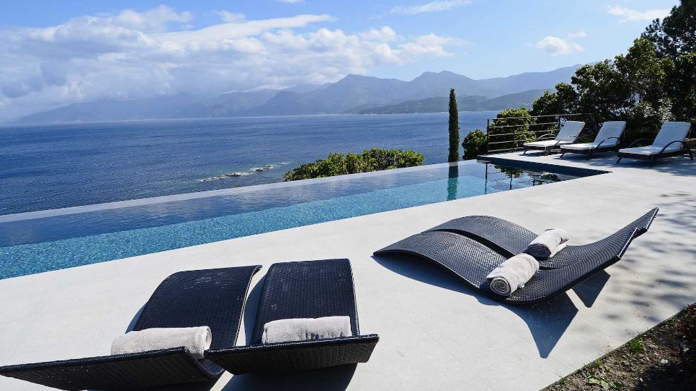 Villa Jasmin Corsica villanovo villa luxury