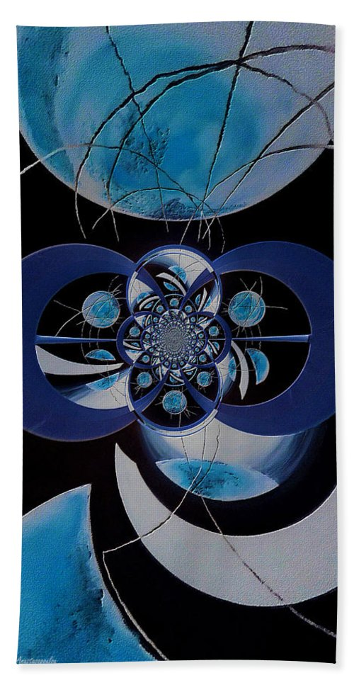 Cosmic Kaleidoscope Hand Towel For Sale By Faye Anastasopoulou Abstract Art Prints Unique Artwork