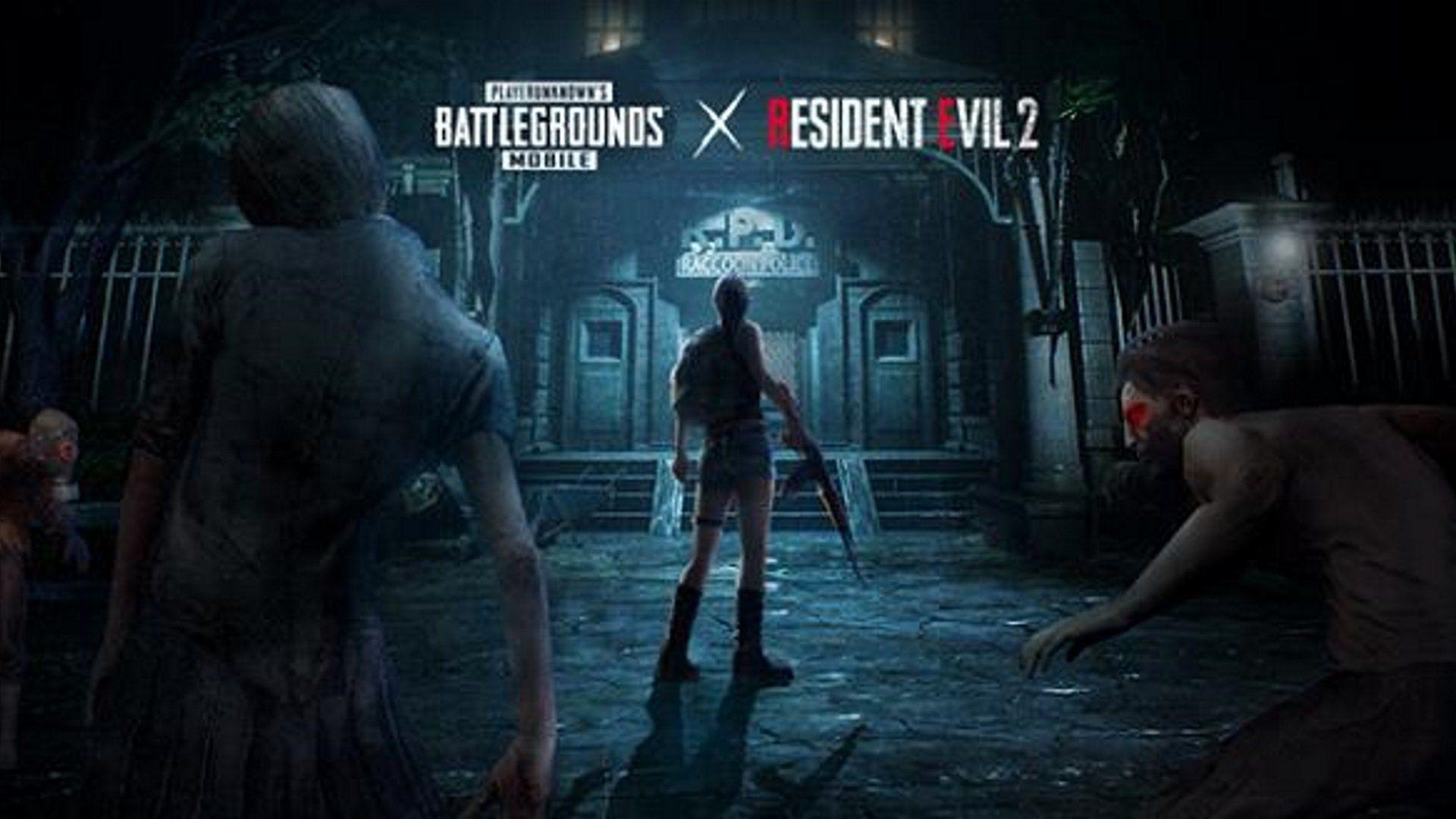 Pubg Mobile And Resident Evil 2 Crossover In Beta Resident Evil