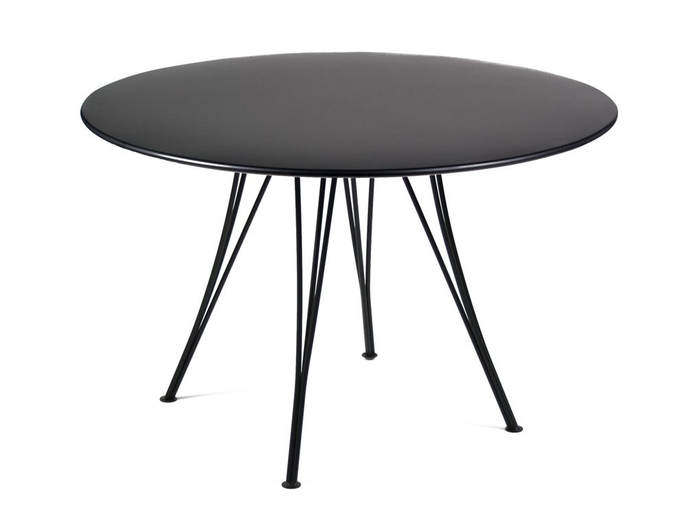 Table Ø 110 cm Rendez-vous table - rear garden, color tbd | Alta ...