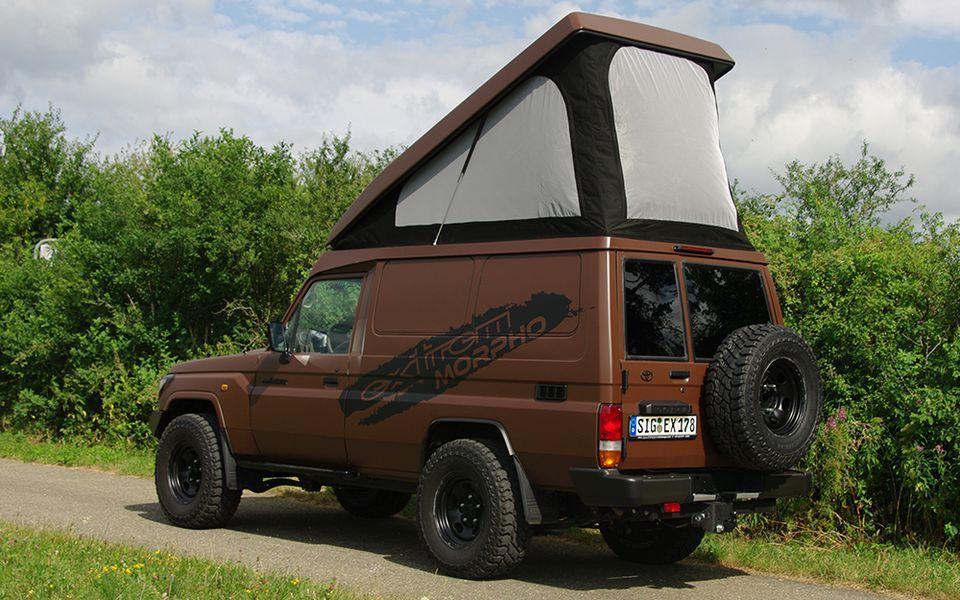 toyota land cruiser hzj78 morpho 2013 infony cars. Black Bedroom Furniture Sets. Home Design Ideas