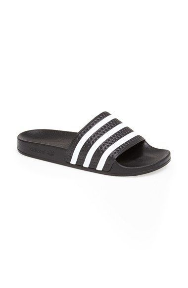 c2d485d424c adidas+ Adilette +Sandal+(Women)+available+at+ Nordstrom
