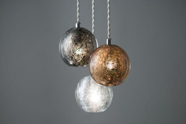 Tree Frost Lights By Mikiya Kobayashi 215 Kohei Glass Studio 187 Retail Design Blog With Images