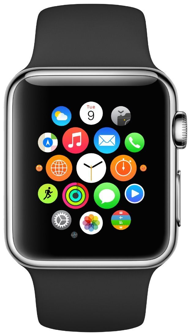 10 superadorable Apple Watch app icons Apple watch apps