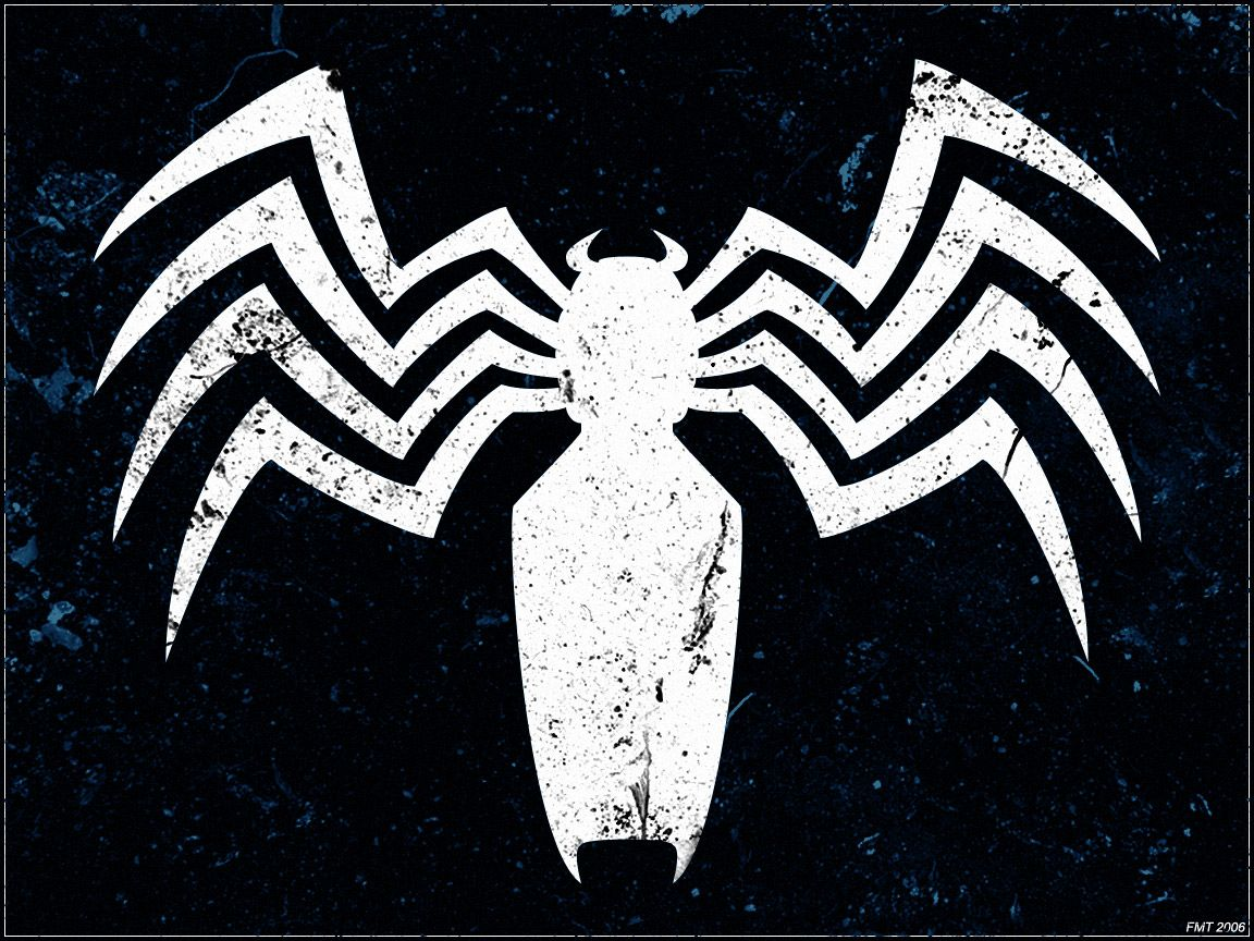 Spider Man Venom And All Associated Symbols Are The Creations And