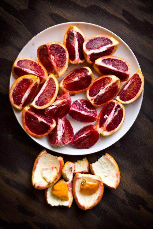 Adventures in Cooking: Blood Orange Bundt Cake