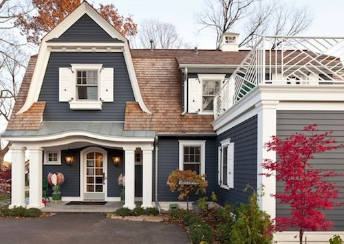 Choosing the perfect home exterior paint colors front for Cape cod house exterior design