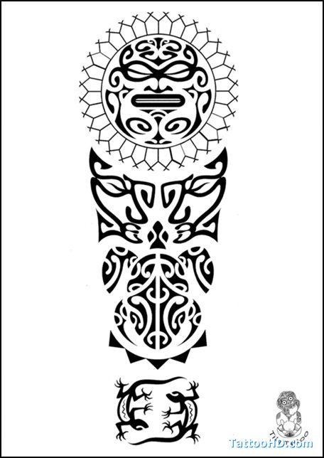 Bildergebnis Für Maorie Tattoo Unterarm Vorlage Tattoo Maori