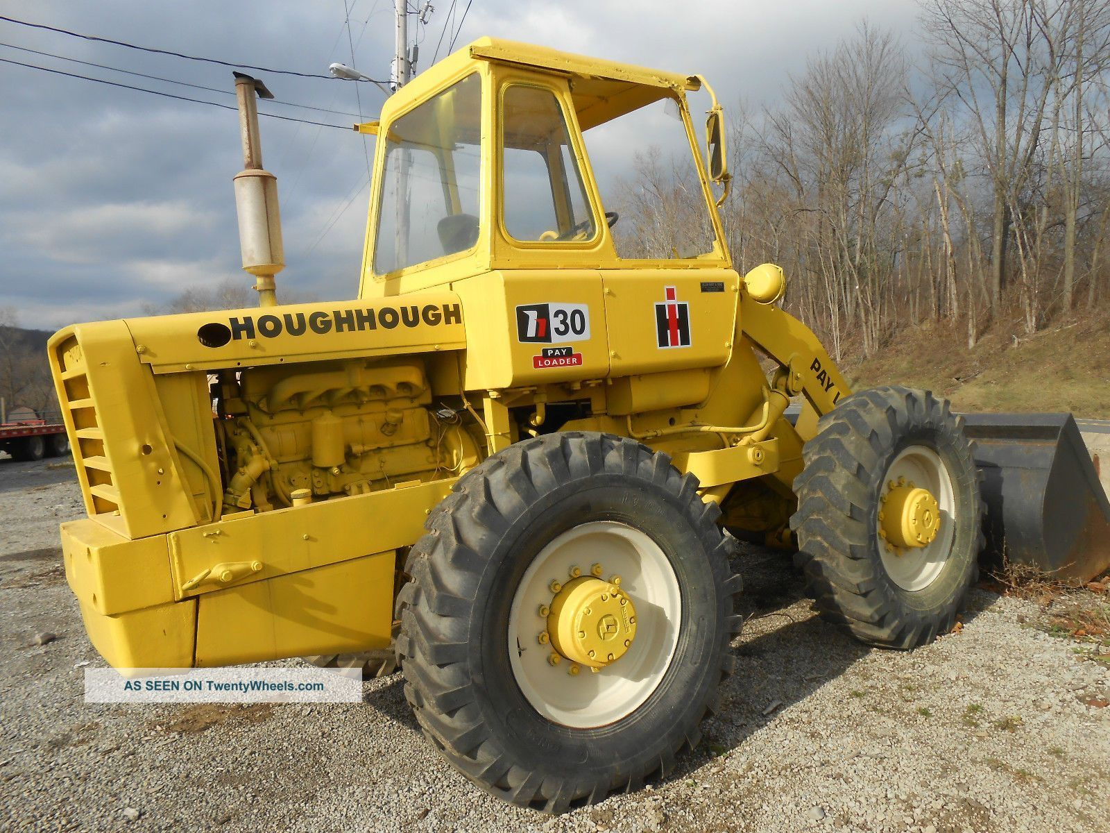 Hough h30 payloader | Construction Trucks and Equipment