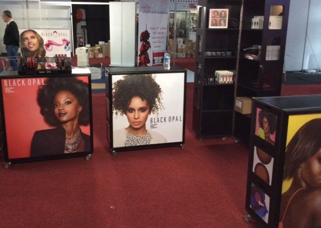 Welcome To K16 Our Booth At The Professional Beauty Show In Johannesburg Beauty Trade Show Africa