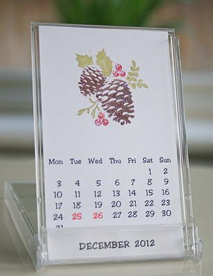 Next year, we make calendars Cards Pinterest Cards, Craft and