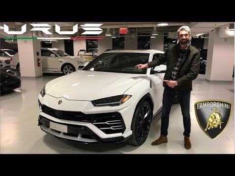 Lamborghini Urus 2018 Exhaust Sound Youtube Lambo Urus